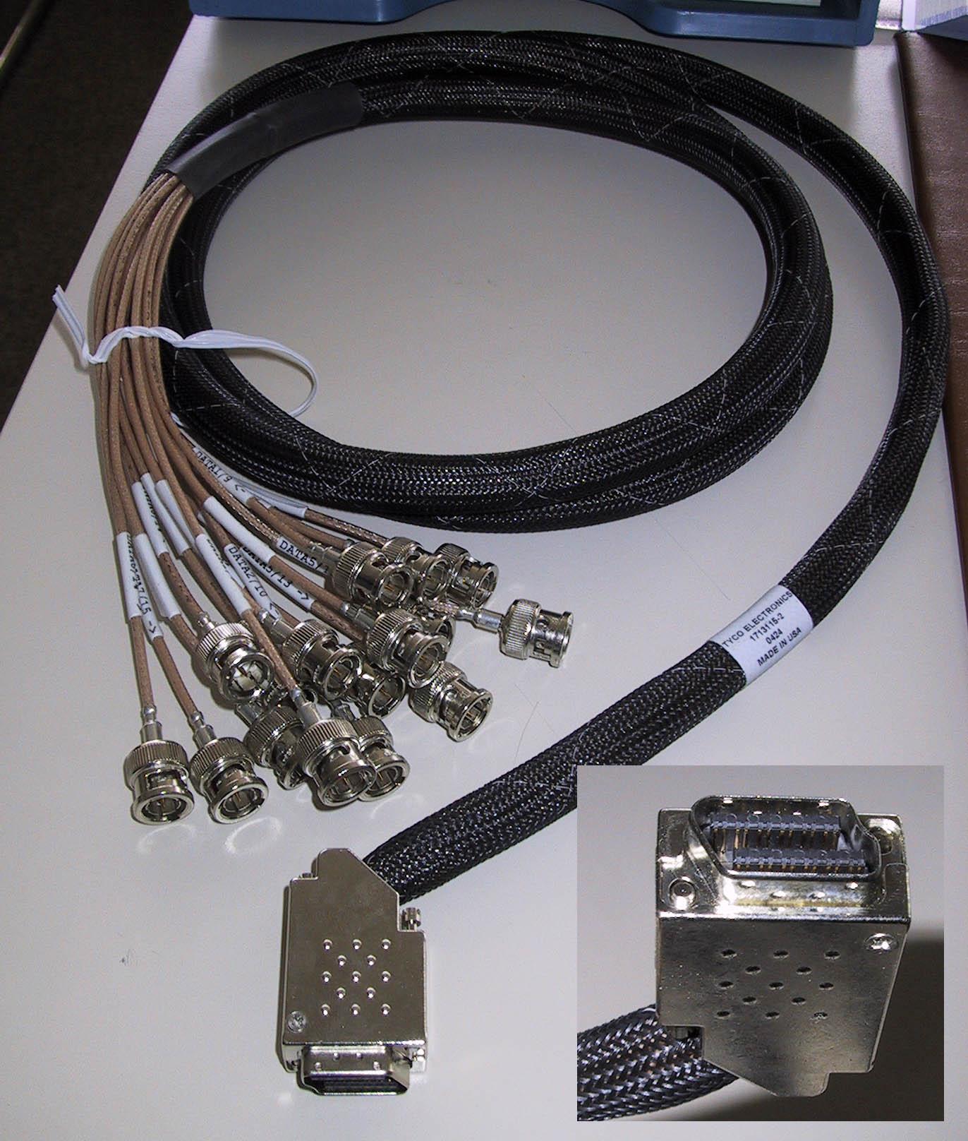 Tomek Electronics - Kabelkonfektionen